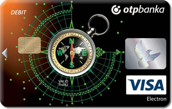 Visa Electron Debit Card