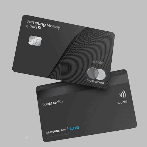 Samsung Pay money cards